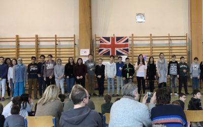 English-Week als gelungener Semesterabschluss!