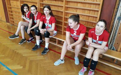Schülerliga Volleyball (Mädchen)