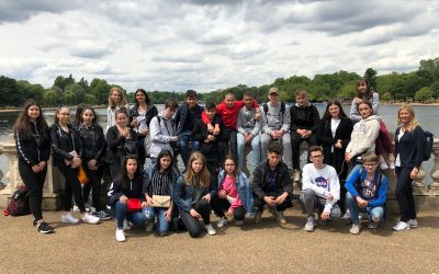 4B Abschlussreise London