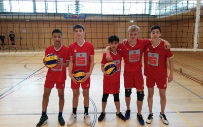 Boys Landesmeisterschaften Volleyball 2019/20